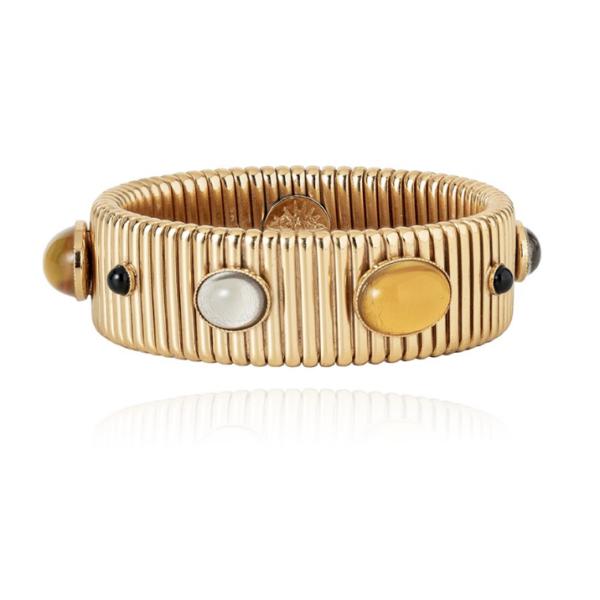 Gas Bijoux - Strada Bracelet Gold