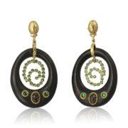 Gas Bijoux - Woodstock Earrings