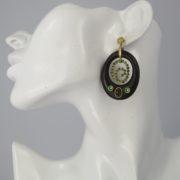 Gas Bijoux - Woodstock Earrings model