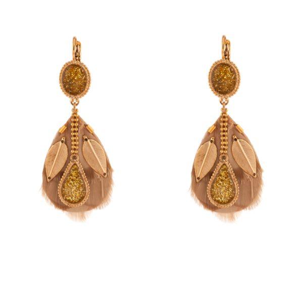Satellite Paris - Alizia Earrings ALI06DOG