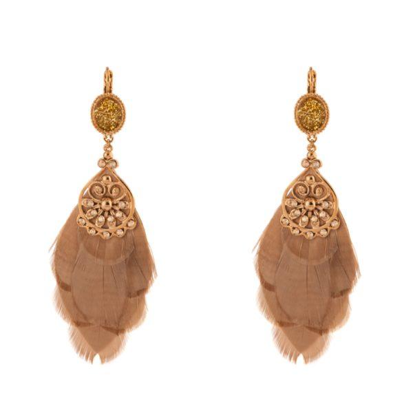 Satellite Paris - Alizia Earrings ALI09DOG