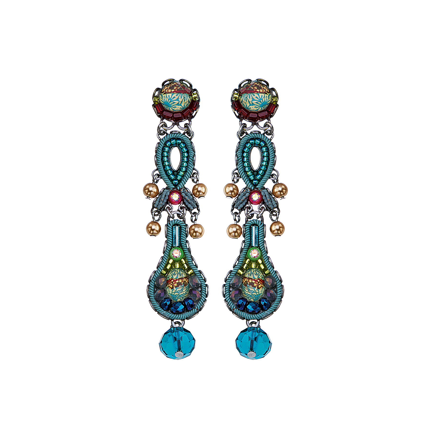 Ayala Bar - Classic Earrings C1100