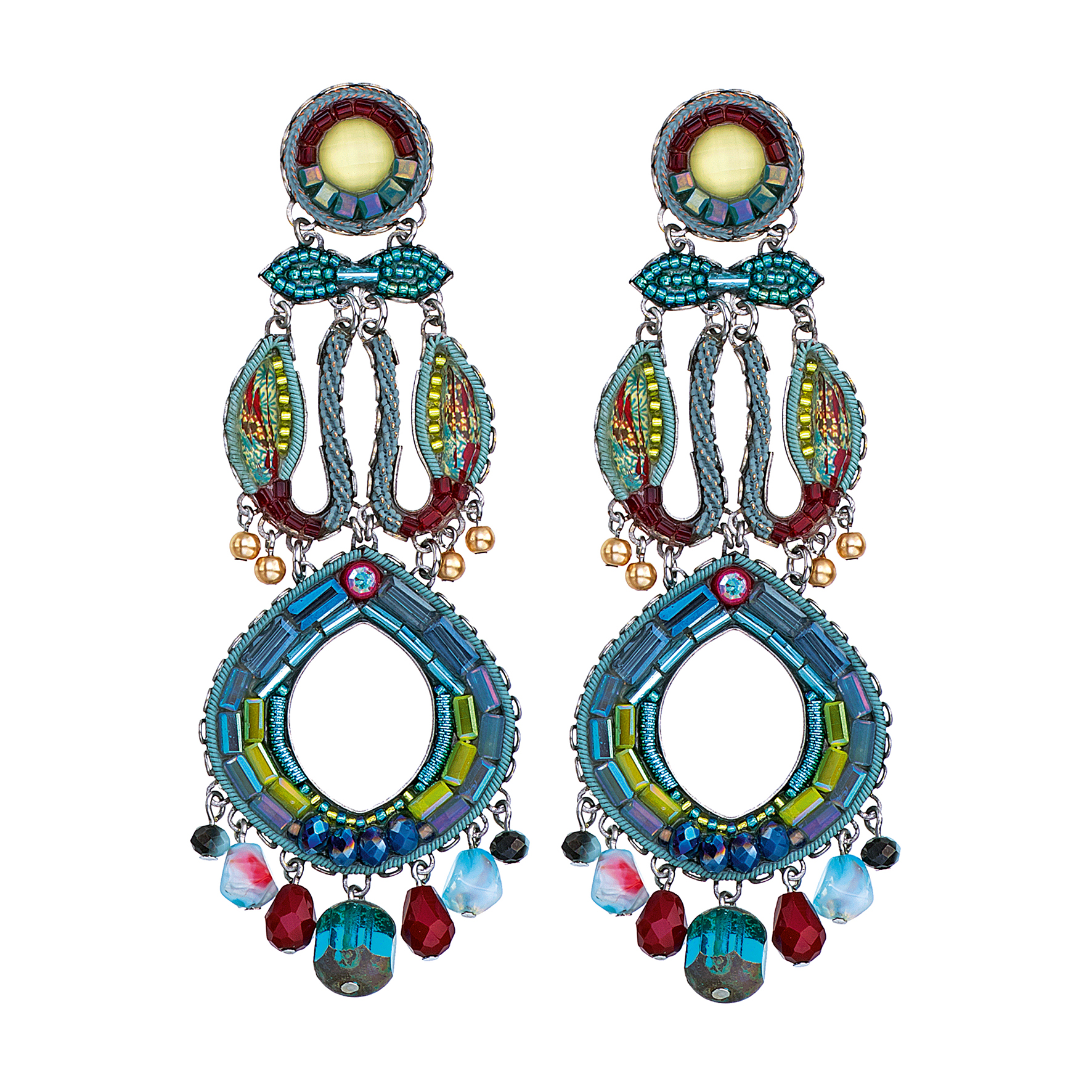 Ayala Bar - Classic Earrings LE C1097