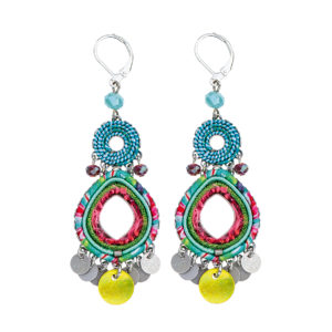 Ayala Bar - Hip Earrings H1053