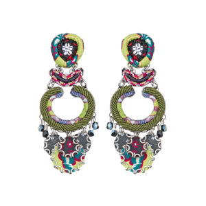 Ayala Bar - Hip Earrings H1066