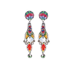 Ayala Bar - Hip Earrings H1076