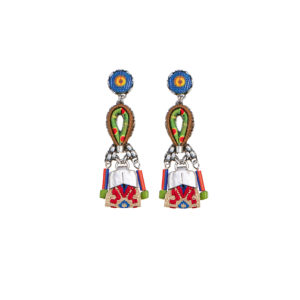 Ayala Bar - Hip Earrings H1078