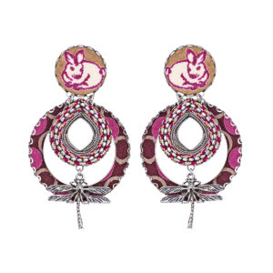 Ayala Bar - Rainbow Earrings W1040