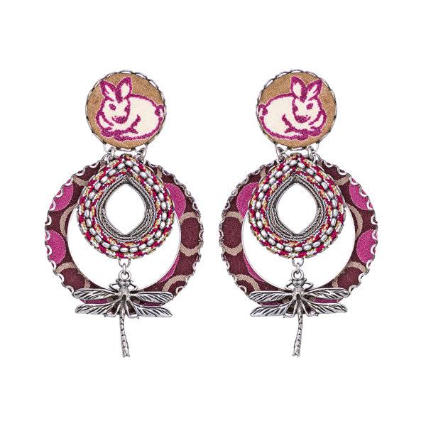 Ayala Bar - Rainbow Earrings W1040