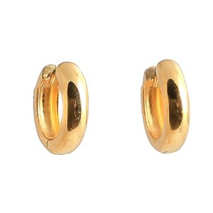 Bauer Basics - Ear Rings Gold Medium