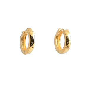Bauer Basics - Ear Rings Gold Small