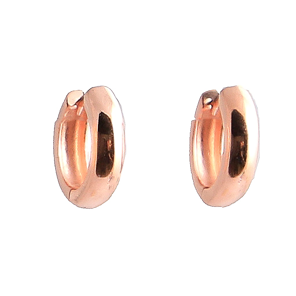 Bauer Basics - Ear Rings Rosegold Medium