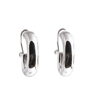 Bauer Basics - Ear Rings Silver Large