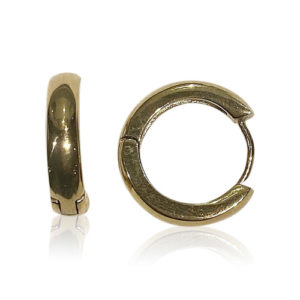Bauer Basics - Earrings Gold Medium