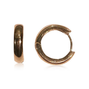 Bauer Basics - Earrings Rosegold Medium