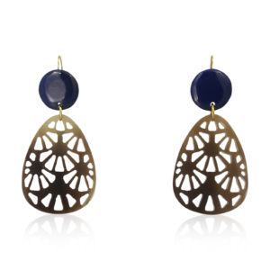 Lara Design - Earrings C Through