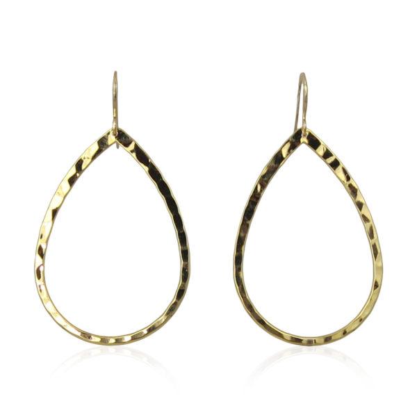 Lara Design - Earrings Gold Drops