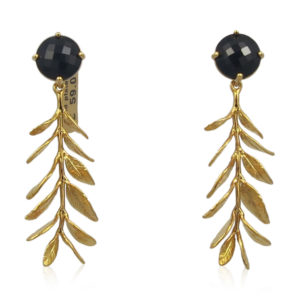 Lara Design - Earrings Leaves