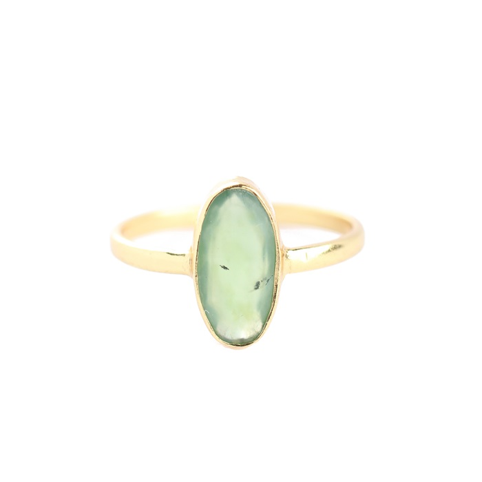 Muja Juma - Ring Gold Grandma Green