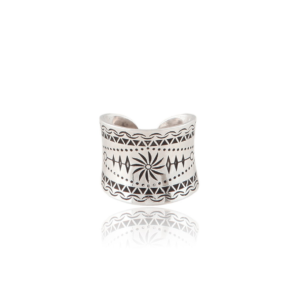 Gas Bijoux - Cancun Silver Small Ring