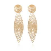 Gas Bijoux - Wave Earrings Small