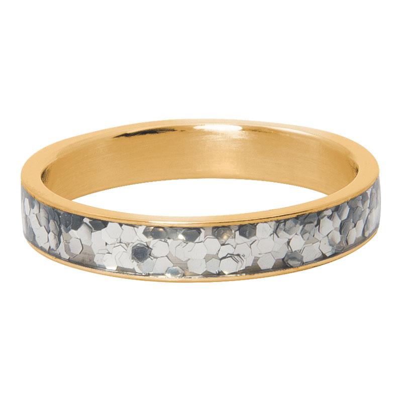 Ixxxi - Glitter Confetti Gold R04602