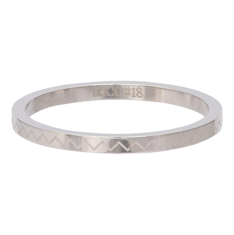 Ixxxi - Heartbeat Silver R02816
