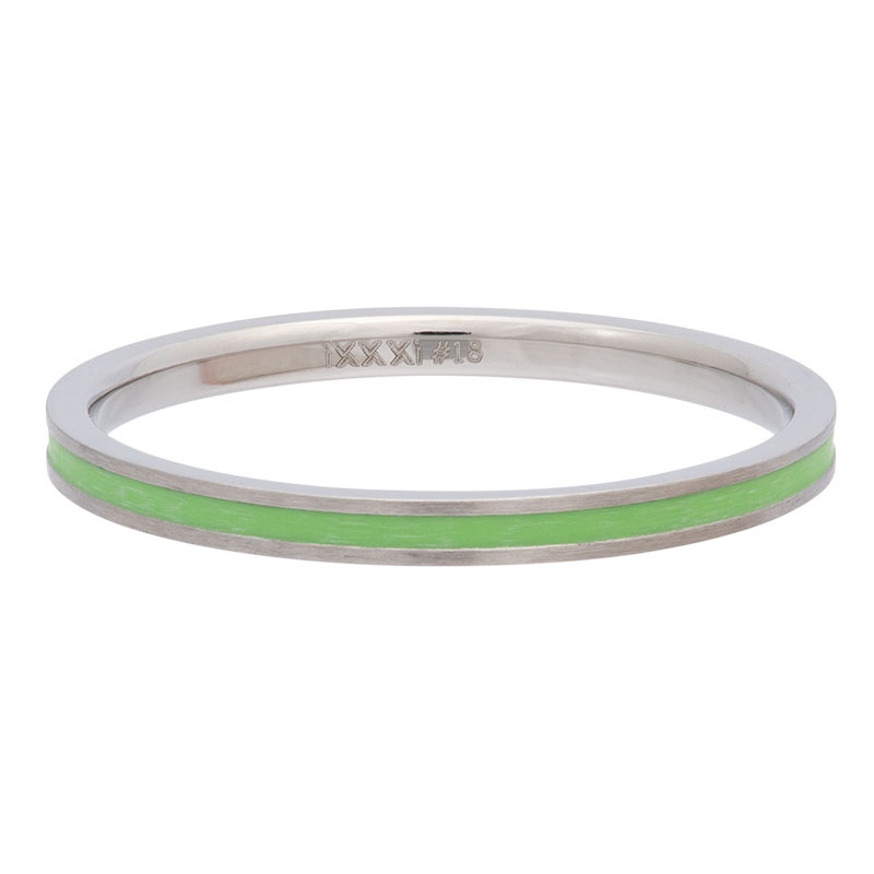 Ixxxi - Line Green R02310