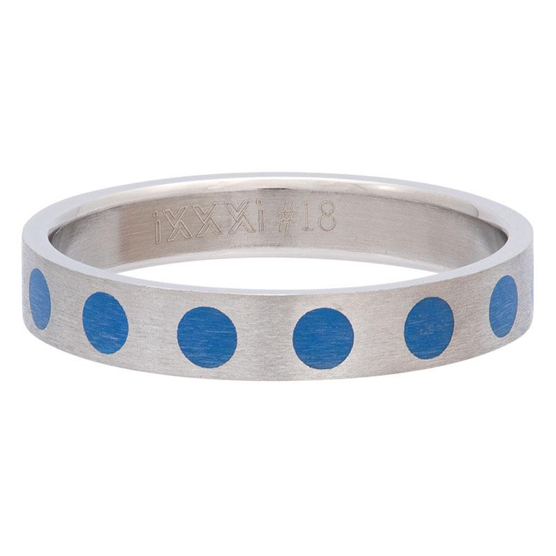 Ixxxi - Round Blue R02911