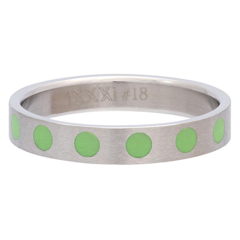 Ixxxi - Round Green R02910
