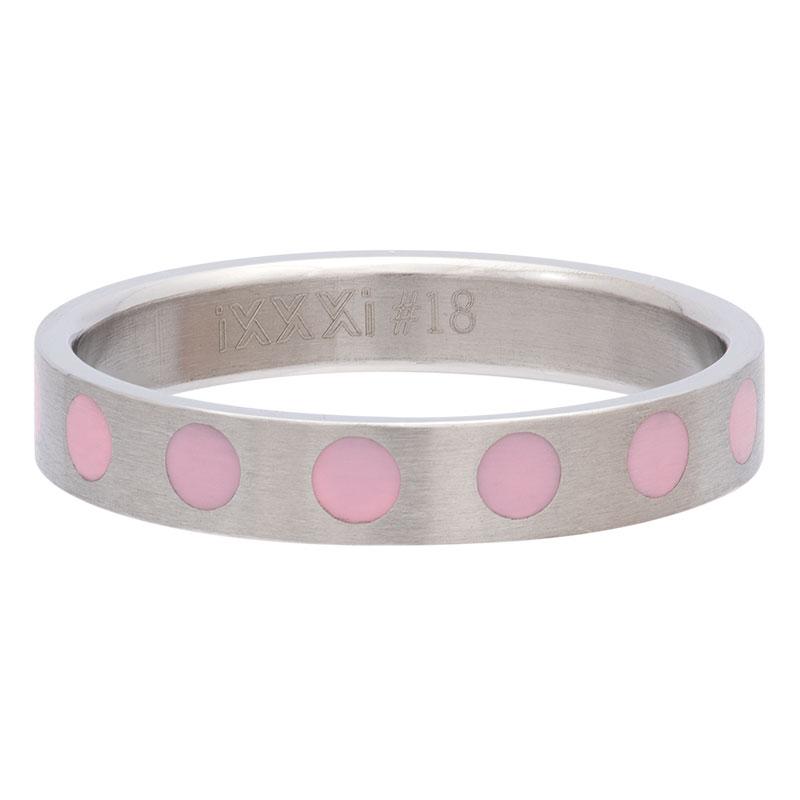 Ixxxi - Round Pink R02913