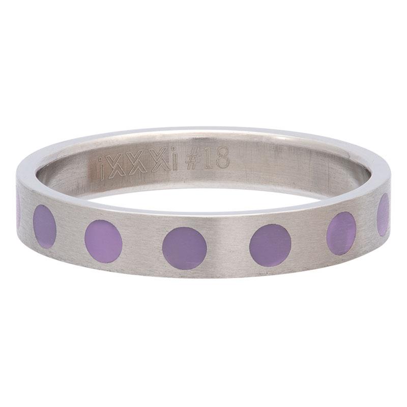 Ixxxi - Round Purple R02912