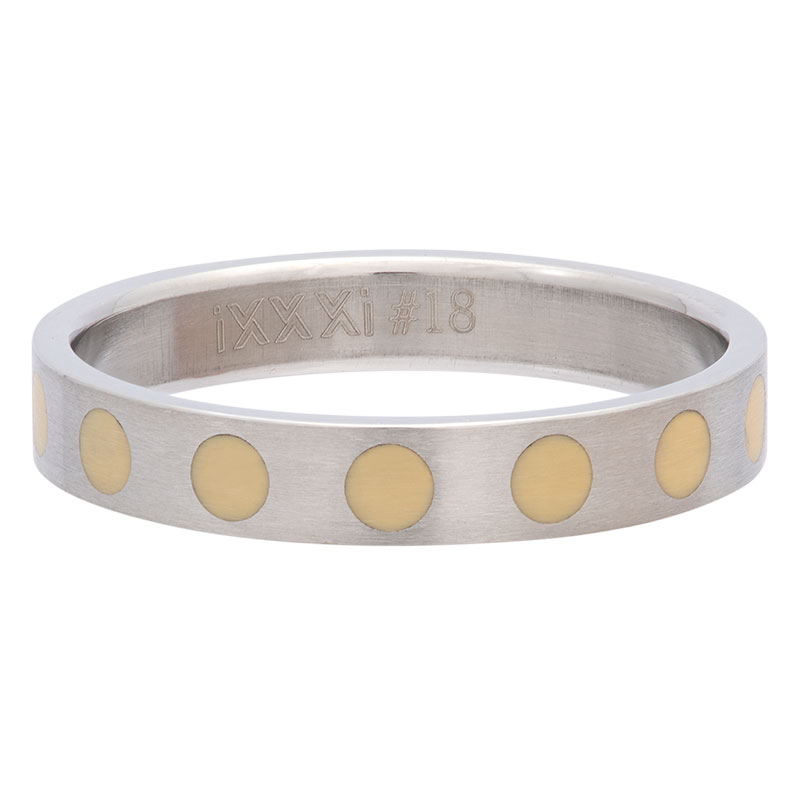 Ixxxi - Round Yellow R02909