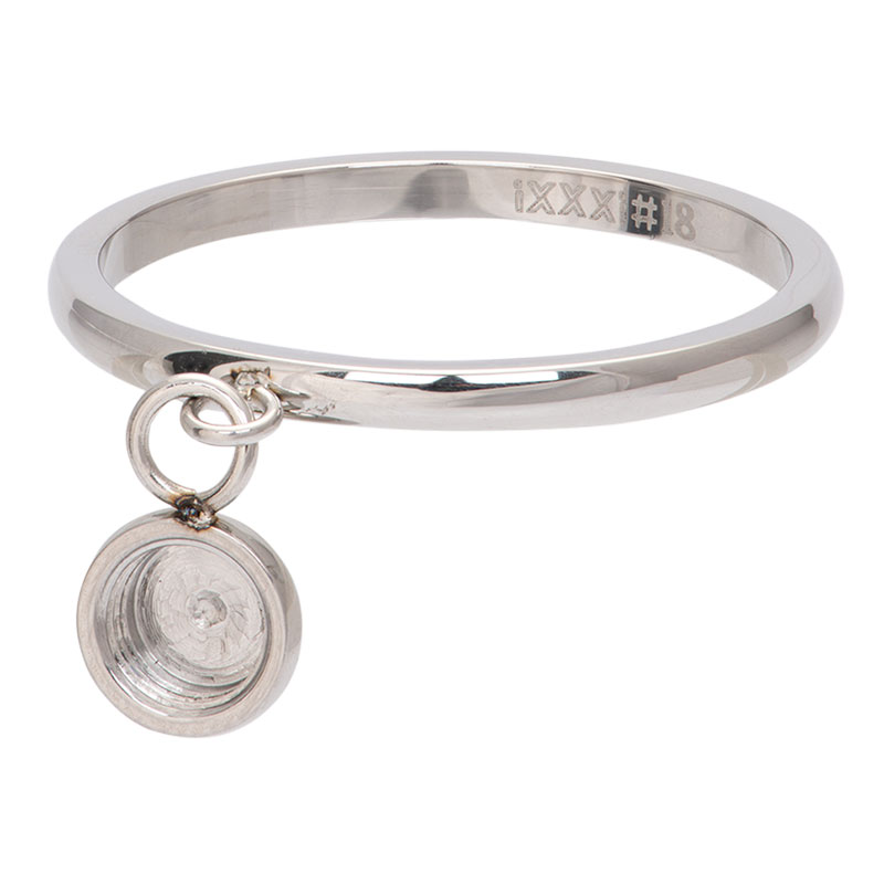 Ixxxi - Top Part Base Dancing Silver R05002