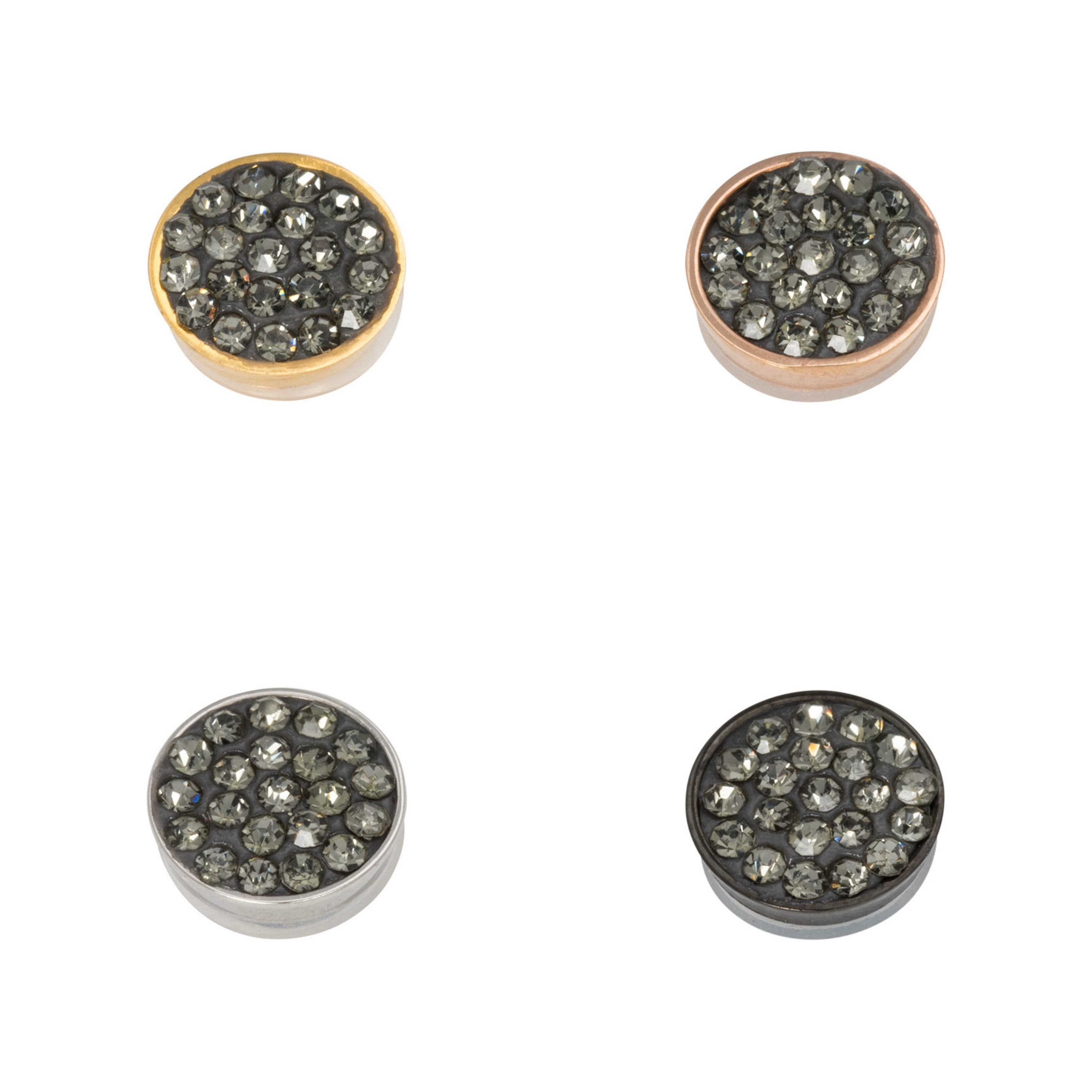 Ixxxi - Top Part - Black Diamond Stones R05024