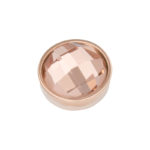 Ixxxi - Top Part - Facet Champagne Rosegold