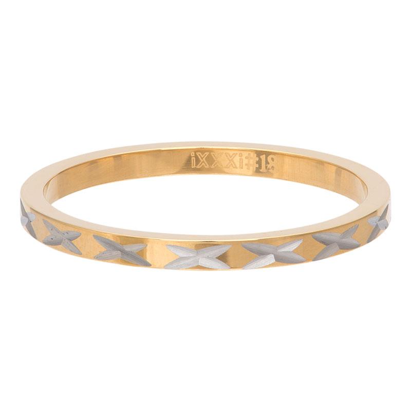 Ixxxi - X Row Gold R02817