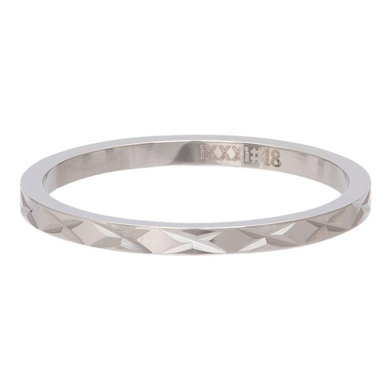 Ixxxi - X Row Silver R02817