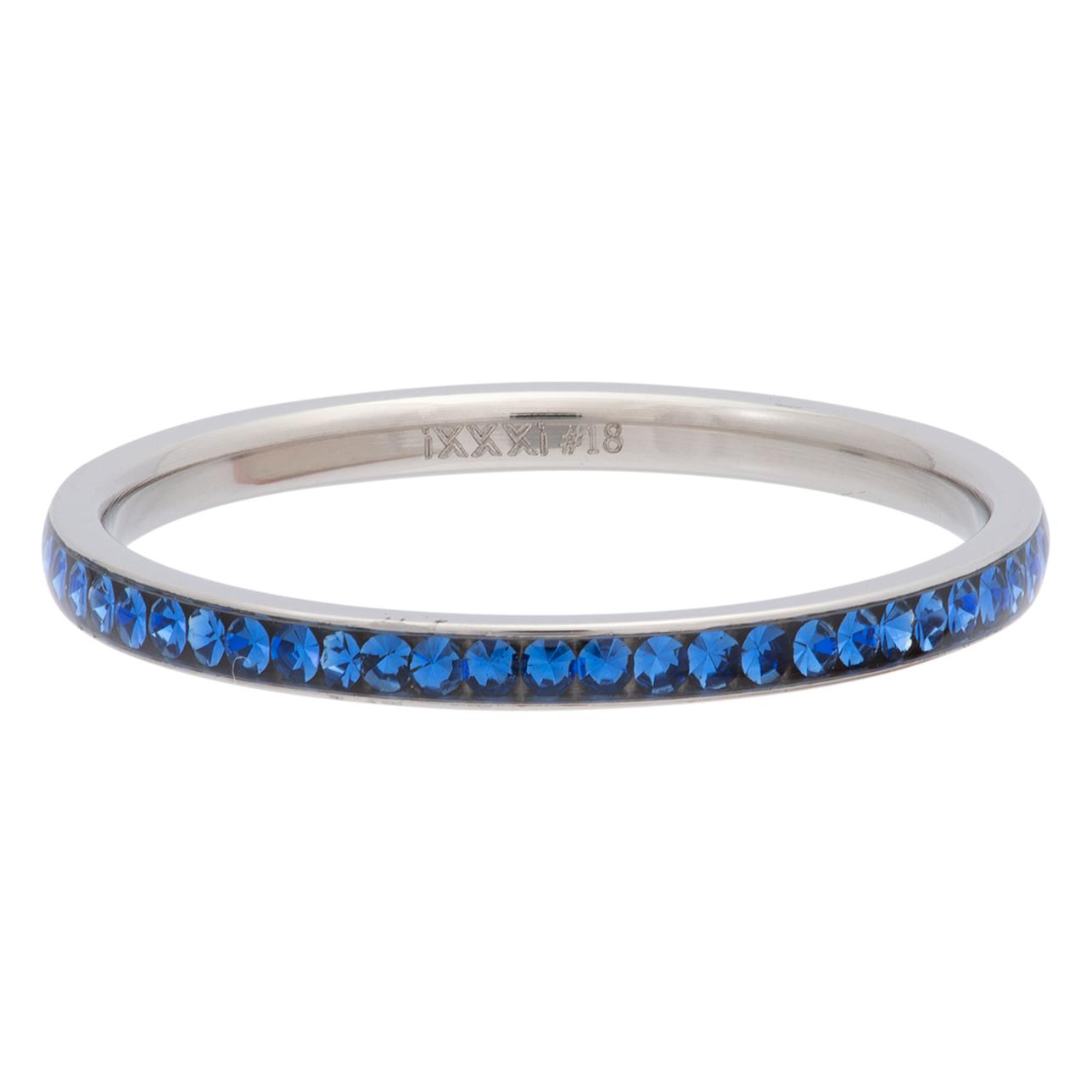 Ixxxi - Zirconia Capri Blue R02521