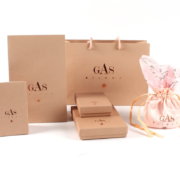 Gas Bijoux - packaging