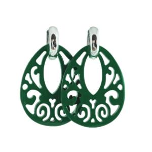 Bauer Basics - Open Drop Bottle Green Set