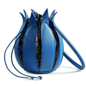 By Lin - Tulip Batik Cobalt Dubai
