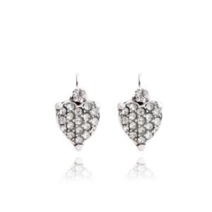 Gas Bijoux - Donguetta Silver Earrings