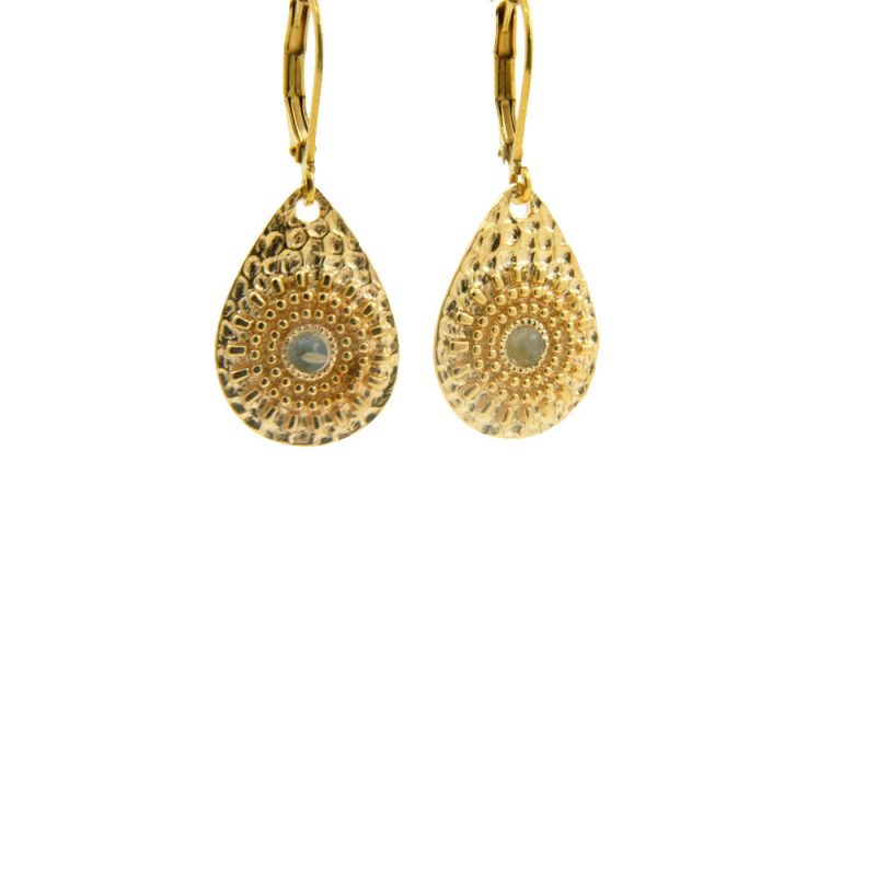 Lilly Jewelry - Earrings Gold Drops