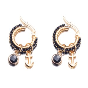 Melz - Earring Emma Black