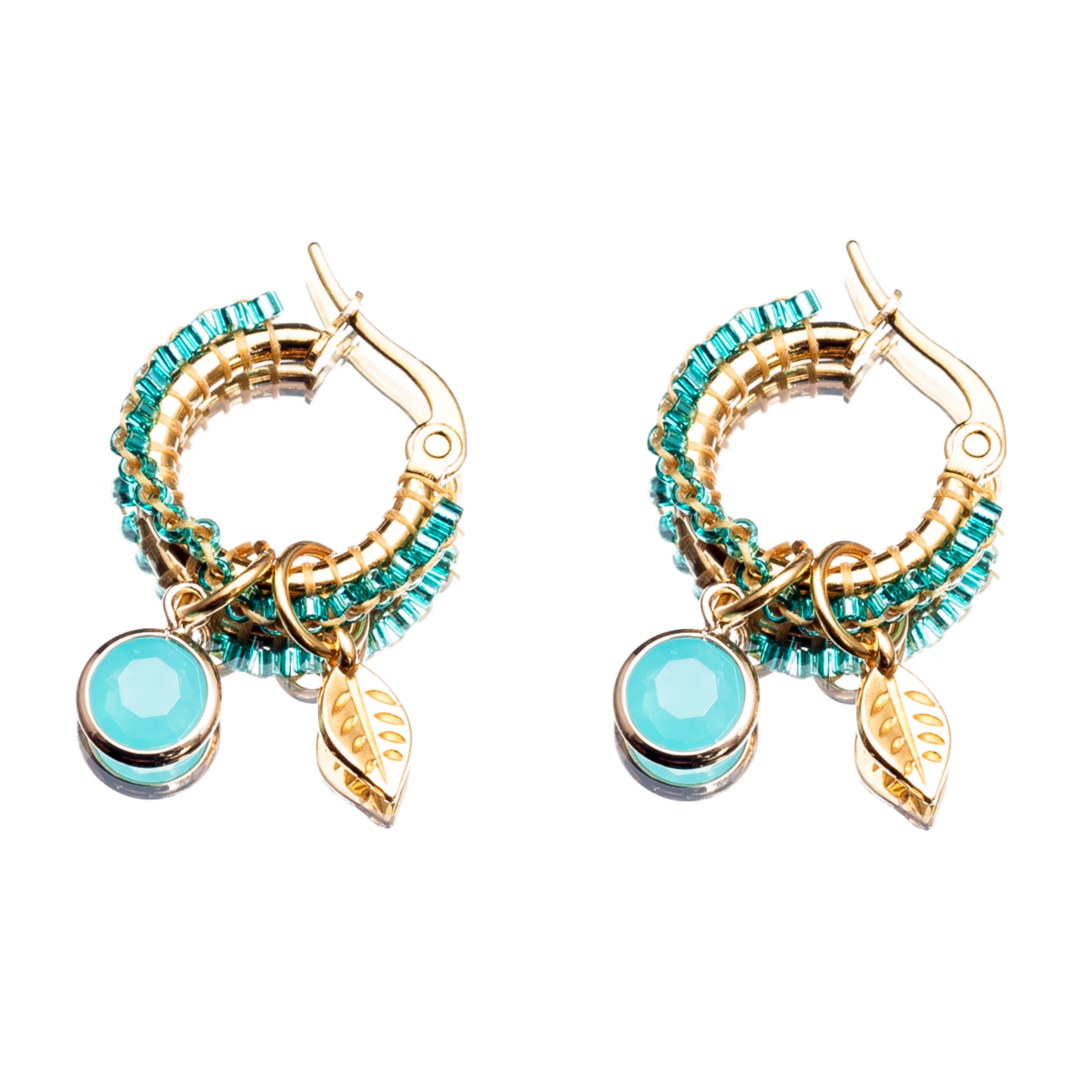 Melz - Earring Emma Turquoise