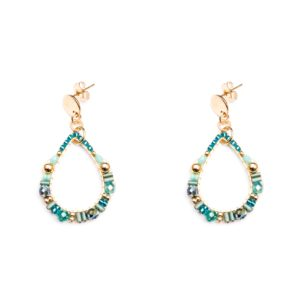 Melz - Earring Isa Turquoise