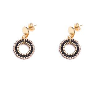 Melz - Earring Kate Black