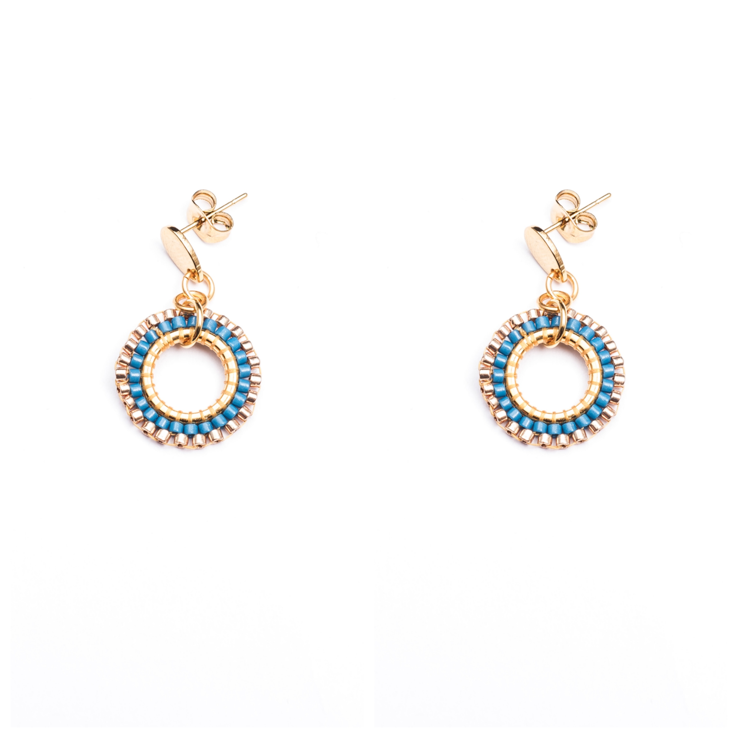 Melz - Earring Kate Blue