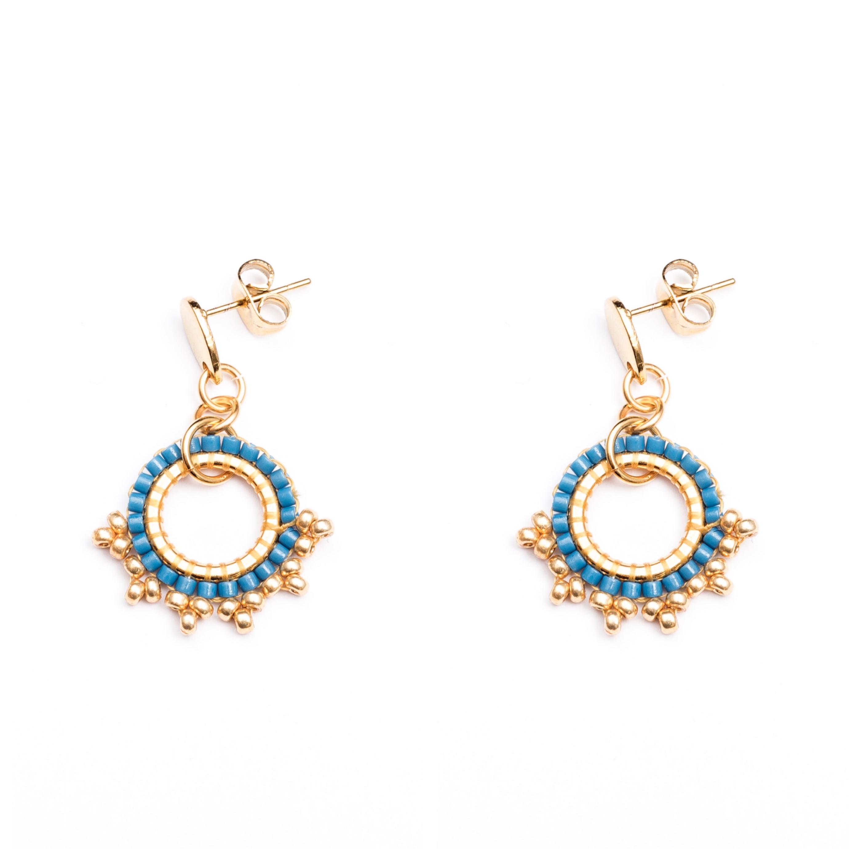 Melz - Earring Lizzy Blue